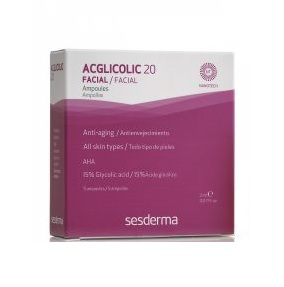 Buy Sesderma Acglicolic 20 Ampoules 40000016